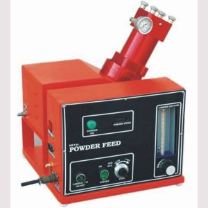 Powder Feed Control metallizing metal coating