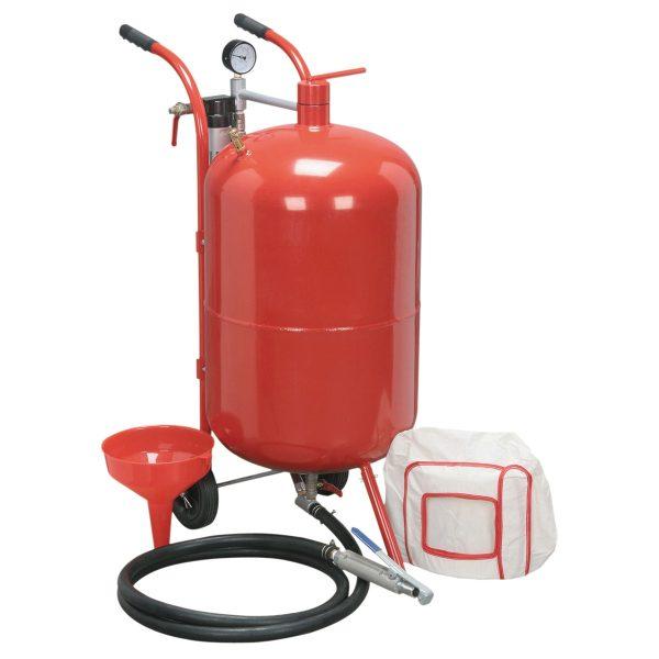 portable air blast