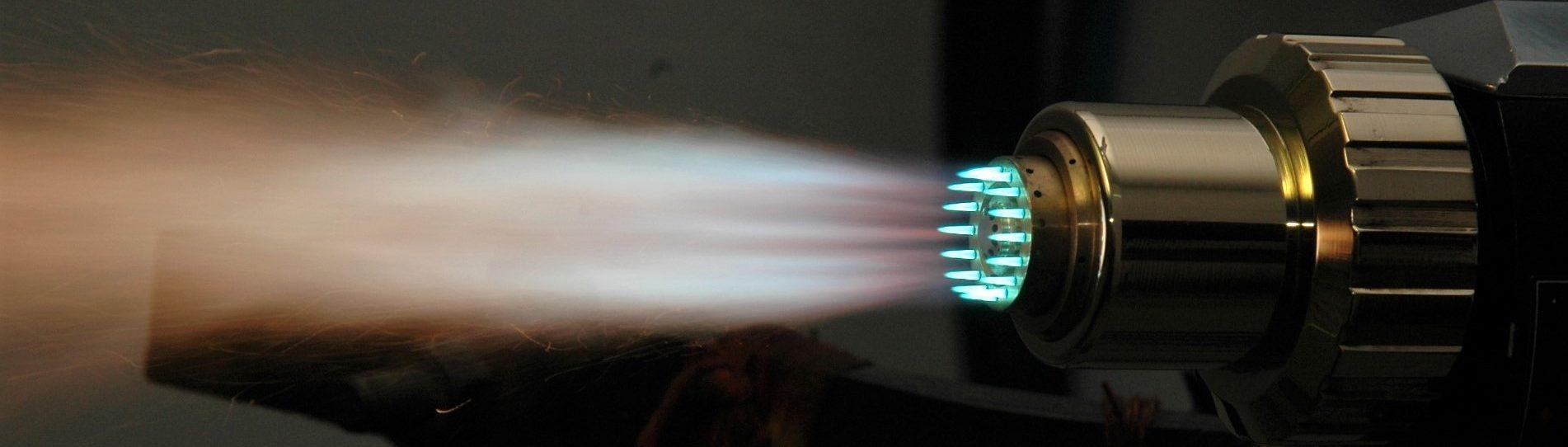 Thermal Spray Coatings Metallizing Export Company Llp